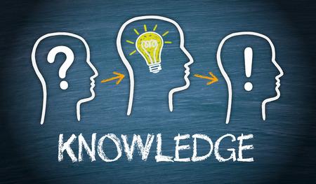 Knowledge Фото со стока
