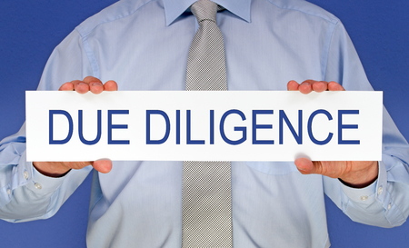 Due Diligence photo