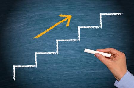 성공 - 비즈니스 개념