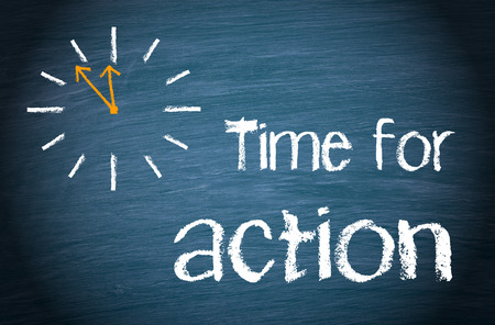 plan de accion: Tiempo para la acción