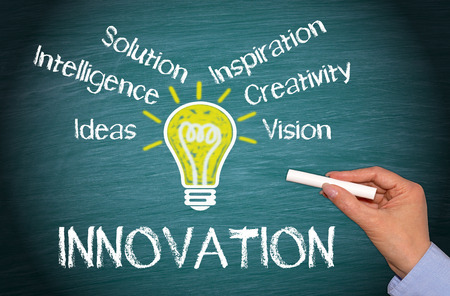 Innovatie Stockfoto - 27713309