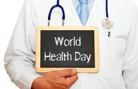 salud publica: Día Mundial de la Salud