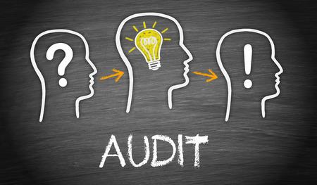 audit: Audit Stock Photo