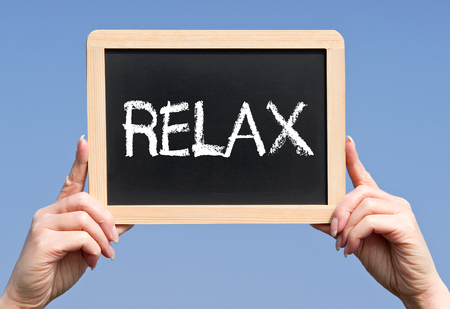 psyche: Relajarse