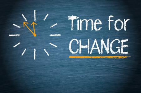 Temps de changement Banque d'images - 27835778