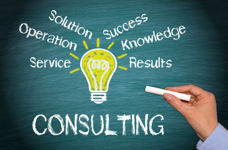 Consulting - Business Concept photo
