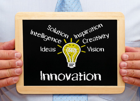 knowhow: Innovation Stock Photo