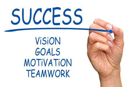 Success - Business Concept photo