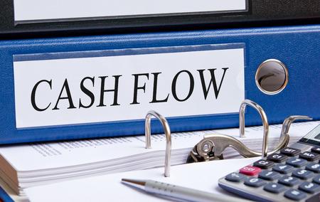 cash flow statement: Cash Flow Stock Photo