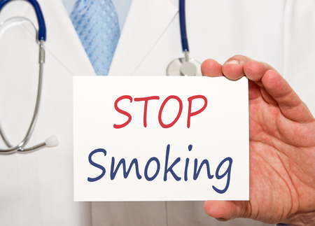 Stop Smoking Stock Photo - 28351854