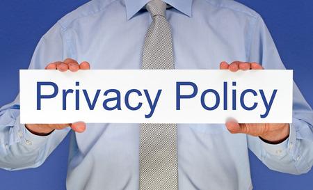 company secrets: Politica sulla riservatezza