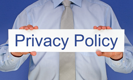 confidentiality: Privacy Policy