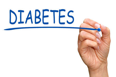 diabetic: Diabetes Stock Photo