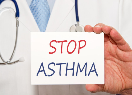Stop Asthma photo