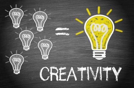 Creativity - Business Concept photo