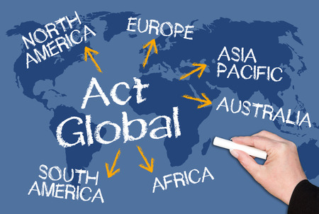 international sales: Act Global - Global Business