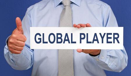 Global Player photo