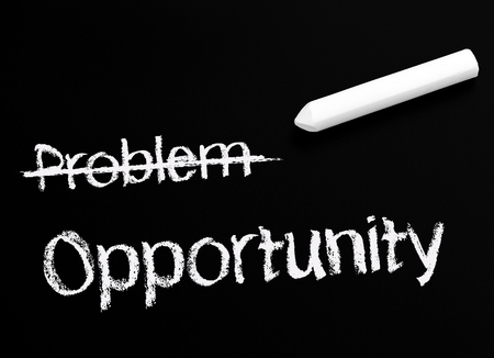 Problem and Opportunity photo