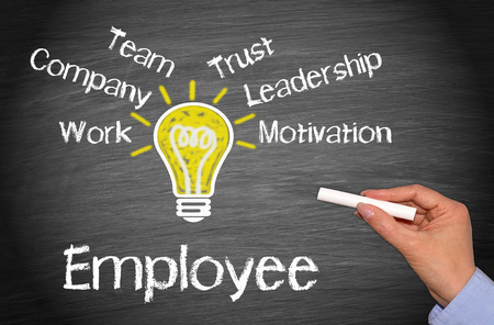 Employee - Business Concept photo