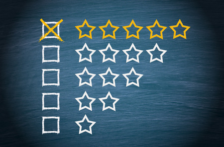 다섯 별 - 위대한 성과
