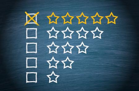 Five Stars - Geweldige prestaties