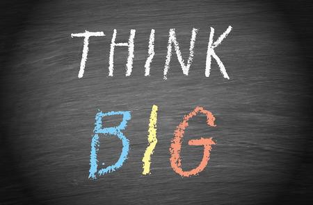 Think BIG   photo
