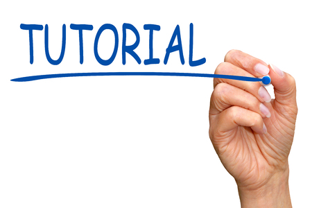 tutorial: Tutorial