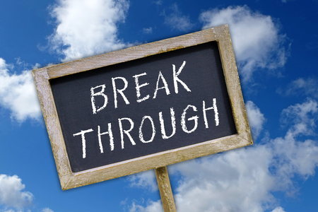 novelty: Break Through