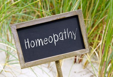 homeopatia: Homeopat�a Foto de archivo