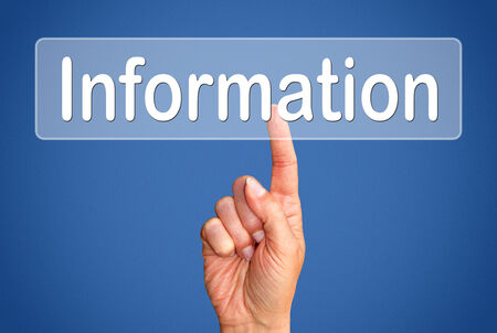 knowhow: Information Stock Photo