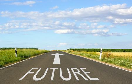 vision future: Toekomst