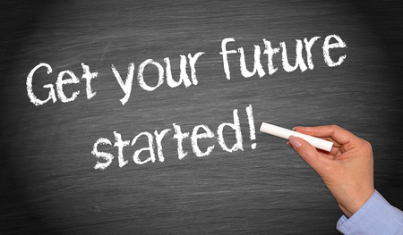 Get your future started ! photo