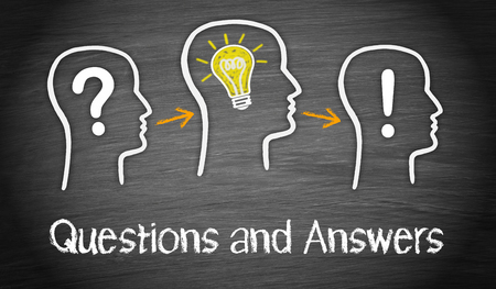 questionmark: Questions and Answers