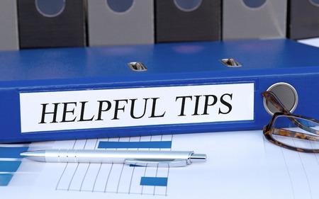 Helpful Tips photo