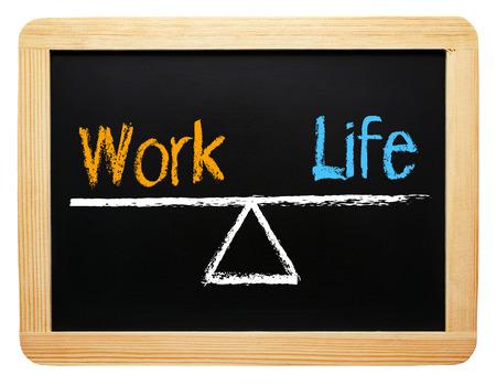 Work-Life-Balance  Standard-Bild - 32154063