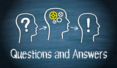 question marks: Questions and Answers
