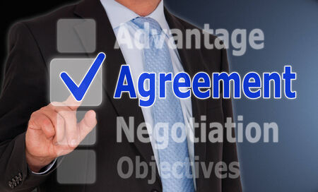takeover: Agreement