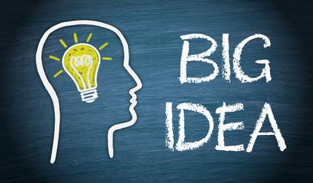 think big: Big Idea