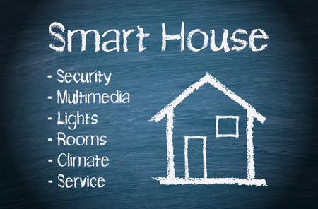 over the shoulder: Smart House