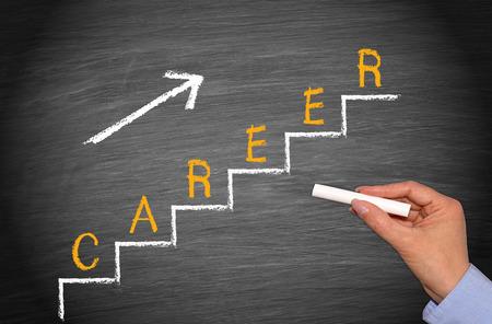 Career - Business Concept Standard-Bild