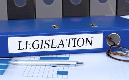 ley: Legislación