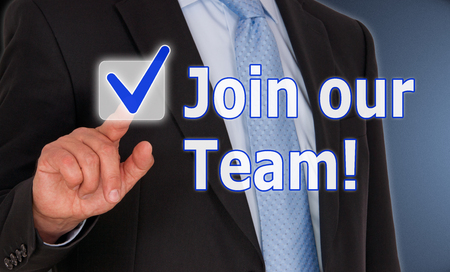 Join our Team! photo