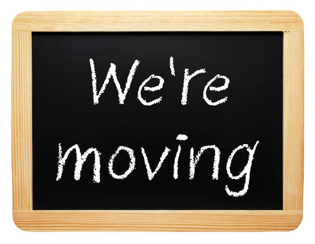 We are moving photo