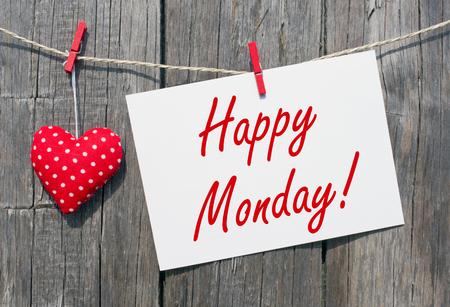 幸せな月曜日