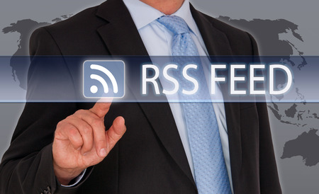 rss feed icon: RSS Feed