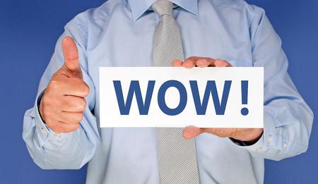 WOW !