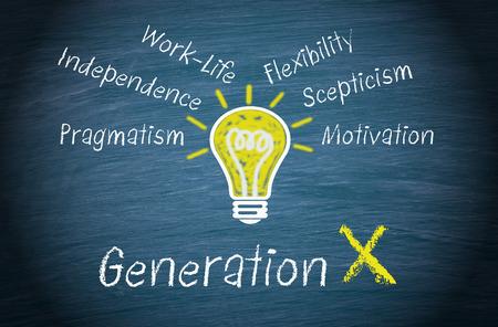 Generation X photo