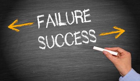 Failure and Success photo