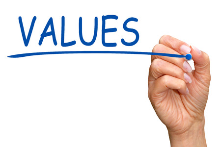 Values photo
