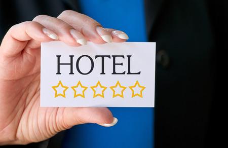 five star: Five Star Hotel
